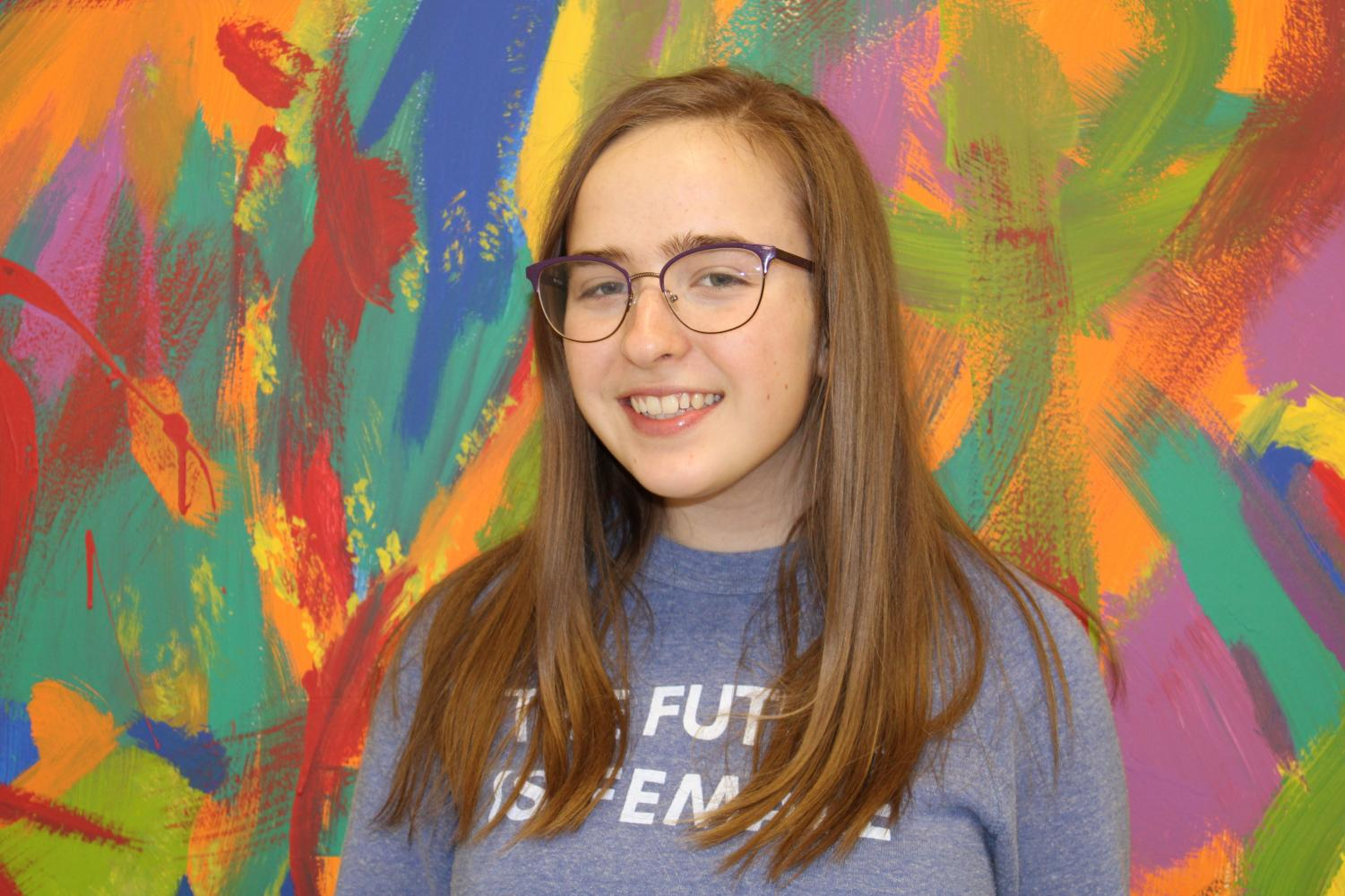 From All-State to advocacy, Molly Higgins does it all