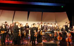 Lynx Band and Orchestra perform together for 2019 Winter Concert
