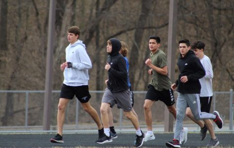 A.L. track athletes hope to see their season start