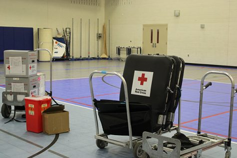 Student Council hosts annual spring blood drive