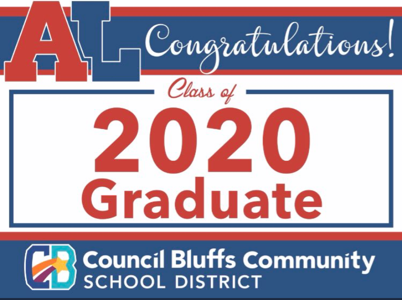 Three 2020 graduates look back at their time at A.L.