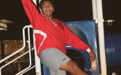 Luis Rodriguez makes an impact on and off the volleyball court