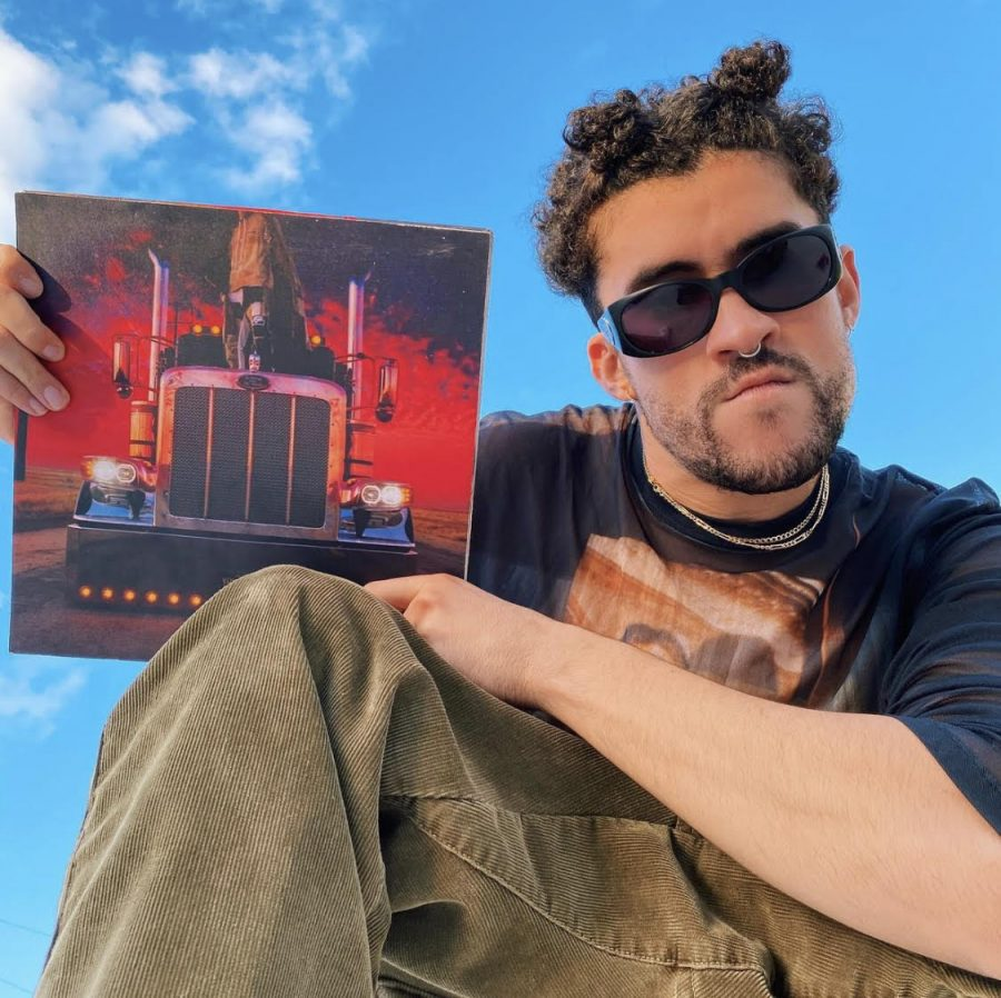 """""""El último álbum"""" del Bad Bunny"""