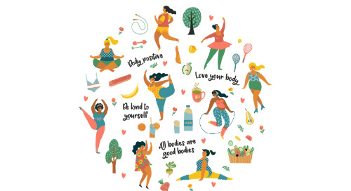 How to encourage body positivity